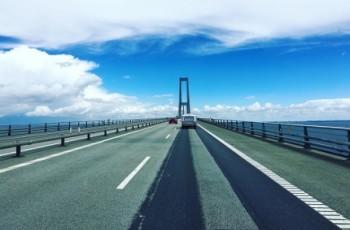 Powstanie pierwsza autostrada dla pojazdów