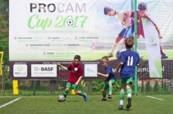 Już niedługo Turniej Piłkarski dla dzieci - PROCAM CUP