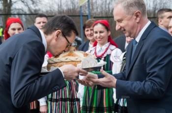 To koniec traktowania polskiej wsi po macoszemu?