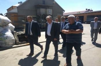 Minister Jurgiel spotkał się z rolnikami z Małopolski