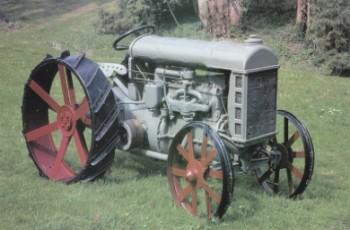 Święto w New Holland- 100 lat historii ciągników
