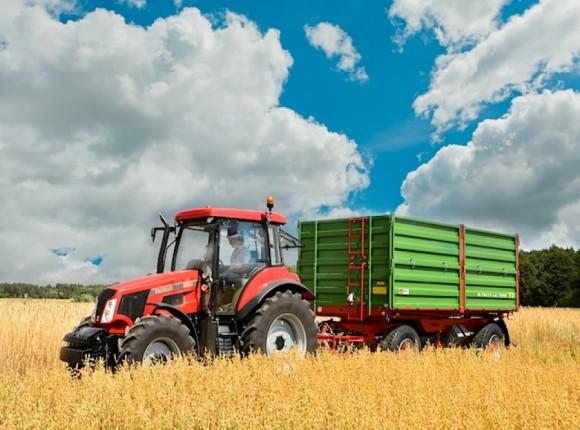 Wzrost rejestracji przyczep rolniczych w czerwcu 2021
