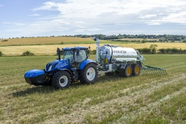 New Holland realizuje strategię Lidera Czystej Energii